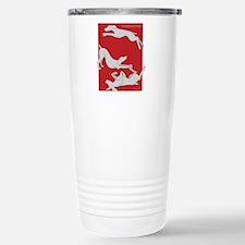 3WeimsRedTrans Travel Mug