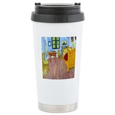 Pillow VG Bedroom Travel Coffee Mug