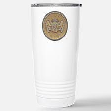 Chrysler Cordoba Emblem Travel Mug