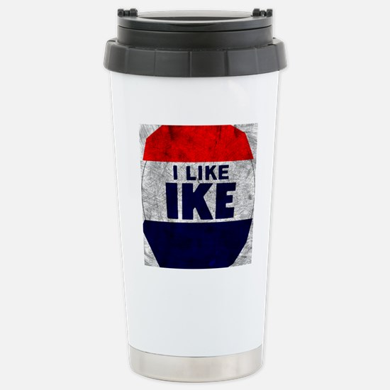 ikemagnet Stainless Steel Travel Mug