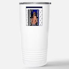 Jacob Black shirtless s Stainless Steel Travel Mug