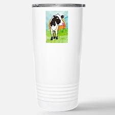 duvetTwinDairyCow Travel Mug
