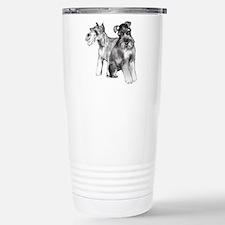 schnauzers Travel Mug