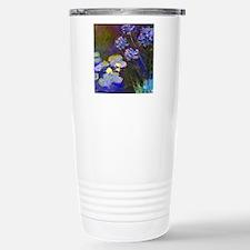Pillow Monet Lilies  Ag Travel Mug