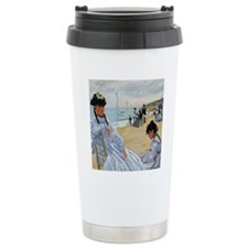 Pillow Monet Trouville Travel Mug