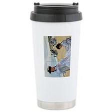 iPad Monet Trouville Travel Mug