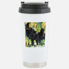 qduvetgrapesIMG_8998 Stainless Steel Travel Mug