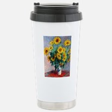 iPad Monet Sunf Travel Mug