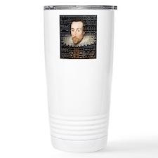 shakespeare hamlet show Travel Mug