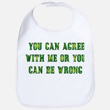 Always Right Bib