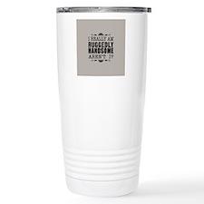 castle_handsome_solid5 Stainless Steel Travel Mug