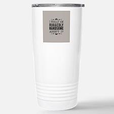 castle_handsome_solid5 Travel Mug