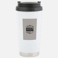 castle_handsome_solid3 Travel Mug