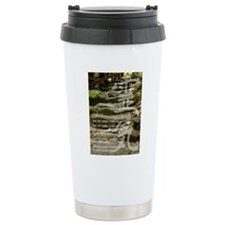 5 STEPS REIKI PRINCIPLE Travel Mug