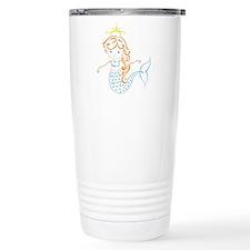Marmaid Fairy Travel Mug