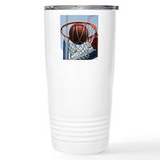 baskertball Travel Mug