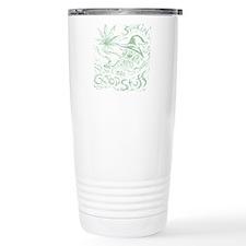 WIZARD-GRN Travel Mug