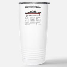 Tico_CG-56_Tshirt_Back Stainless Steel Travel Mug