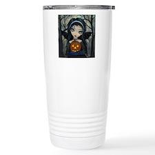 October Woods Halloween Travel Mug