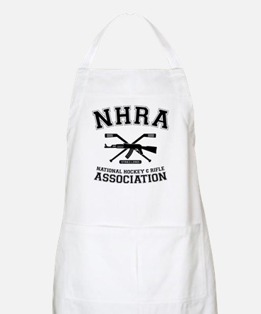 National hockey and rifle assn BBQ Apron