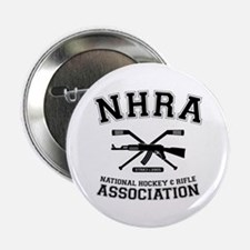 National hockey and rifle assn Button