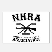 National hockey and rifle assn Postcards (Package