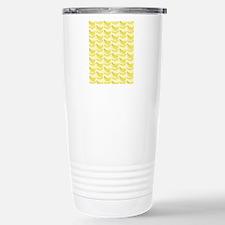 Banana FlipFlops Stainless Steel Travel Mug
