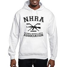 National hockey and rifle assn Hoodie