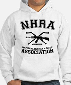 National hockey and rifle assn Hoodie