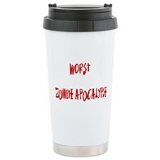 worst zombie2 Travel Mug