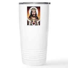 Christtheking Travel Mug