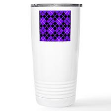 stadiumblanketpurpargyl Travel Mug