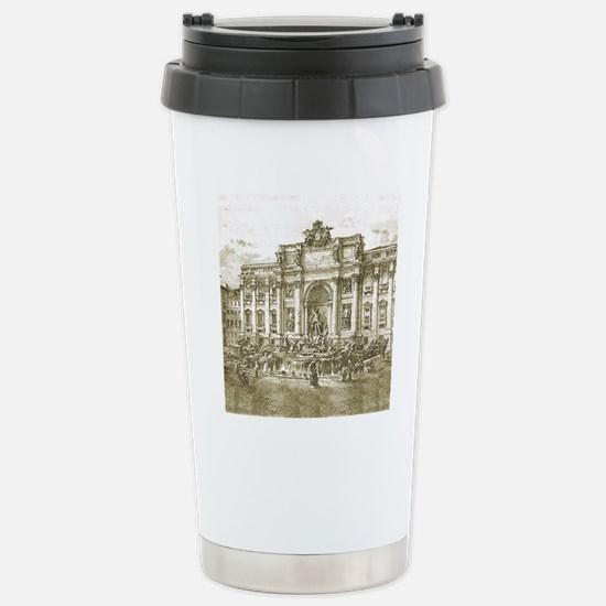 Trevi7100 Stainless Steel Travel Mug