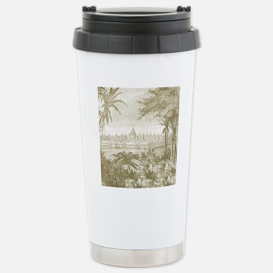 Bayon7100 Stainless Steel Travel Mug