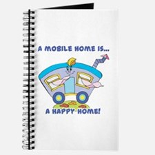 Mobile Home (Trailer) is a Happy Home Journal