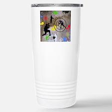 Paintball King Duvet Travel Mug