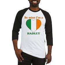 Hadley, Valentine's Day Baseball Jersey