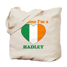 Hadley, Valentine's Day Tote Bag