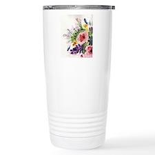 FlowerGarden Travel Mug