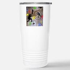 Paintball Aim Queen Travel Mug