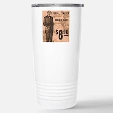Mens Suits Travel Mug