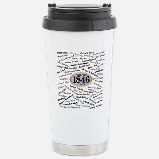 West Point - 1846 Stainless Steel Travel Mug