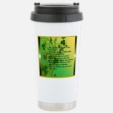 YOU-DO-NOT-WALK-ALONE-S Stainless Steel Travel Mug