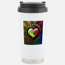 autismawareness-1in88-r Stainless Steel Travel Mug