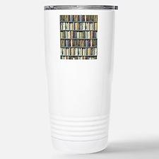 Bookshelf7100 Stainless Steel Travel Mug