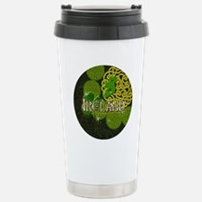 ireland-3-inch-button Travel Mug