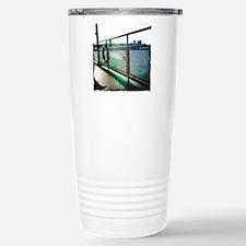 Staten Island Ferry - L Travel Mug