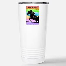 born_to_ride Stainless Steel Travel Mug