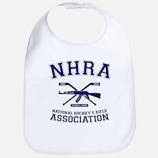 National hockey and rifle assn Bib