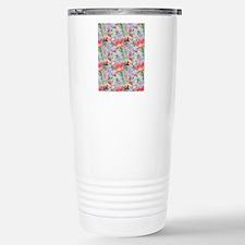 beautifulfloralsipads Travel Mug